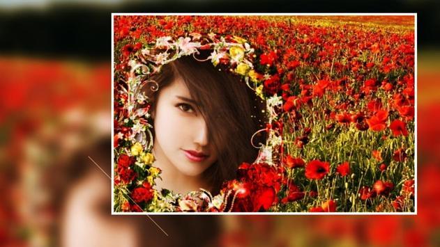 Beautiful Nature Photo Frames Greeting Cards screenshot 1