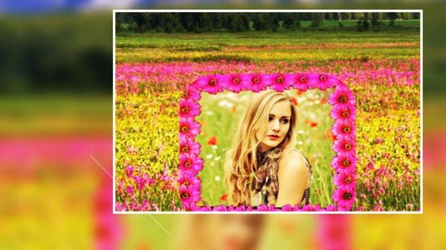 Beautiful Nature Photo Frames Greeting Cards screenshot 2