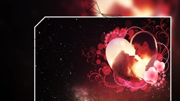 Beautiful Night Love Photo Frames Greeting Cards screenshot 6