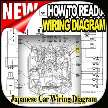Top Japanese Car Wiring Diagram 2018 poster