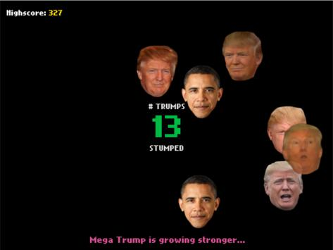 Trump Stumper apk screenshot
