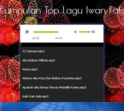 Lirik & Chord Iwan Fals apk screenshot