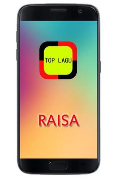 Top Lagu Raisa apk screenshot