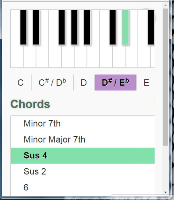 Top Piano Chords And Scales For Android Apk Download