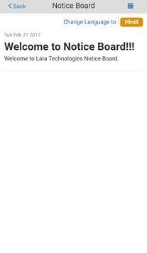 Lara Technologies screenshot 7