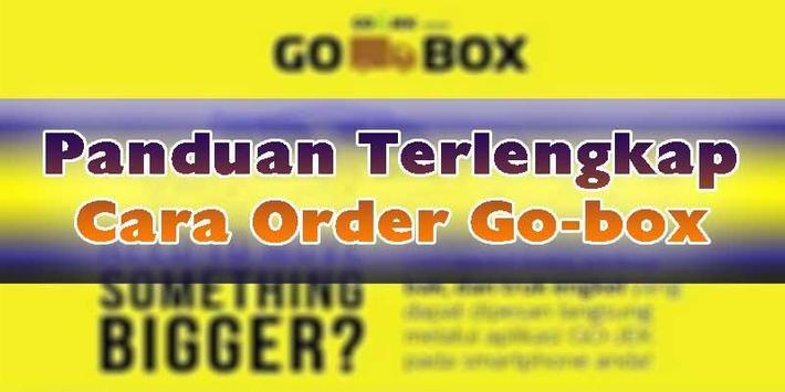 Panduan Order GOBOX poster