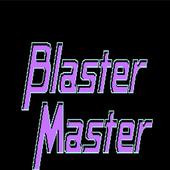 Blasters Masters Nes icon
