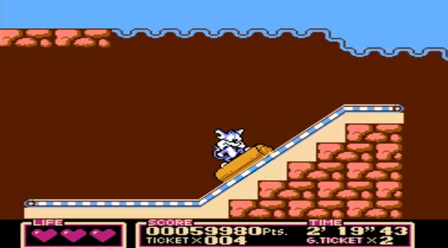 Tiny Toon Adventures 2 Nes For Android Apk Download