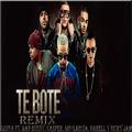 Ozuna-Te Bote Remix,Darell,Nicky Jam,Bad Bunny