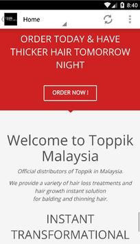 Toppik Malaysia apk screenshot