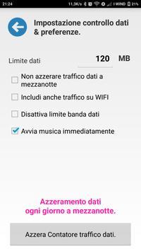 Tora Bora Radio Player screenshot 1