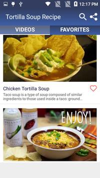 Tortilla Soup Recipe screenshot 4