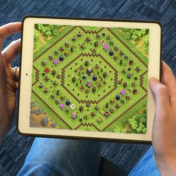 Town Hall 11 Farming Base Layouts screenshot 2