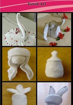 Towel Art screenshot 8