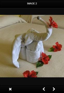 Towel Art screenshot 2