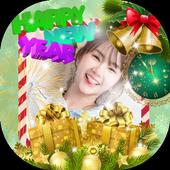 Happy New Year Frames 2018 icon