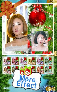 2018 New Year Photo Collage Art poster