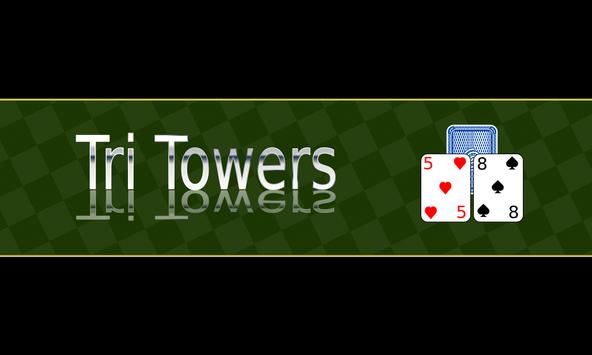 Tri Towers Free apk screenshot