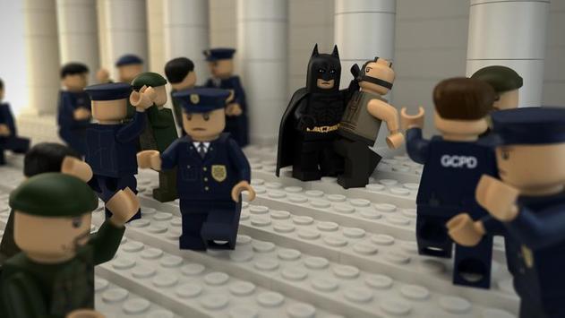 Toy Puzzle Superheroes screenshot 1