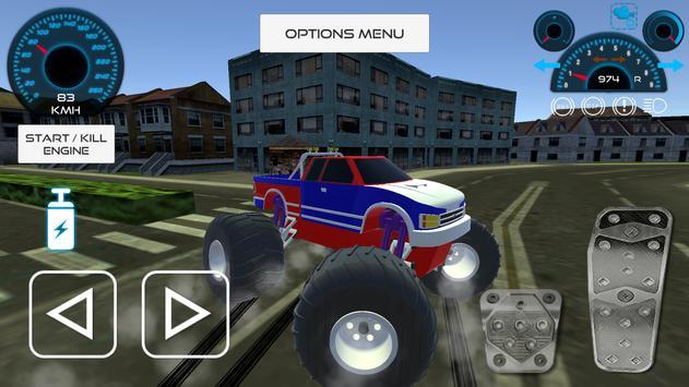 Toy Truck City apk screenshot
