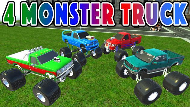 Toy Trucks Driving screenshot 16