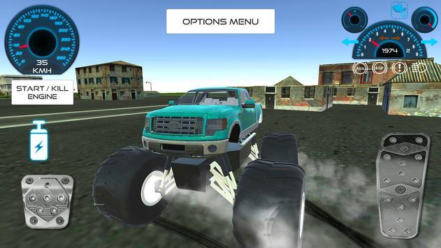 Toy Trucks Driving screenshot 12