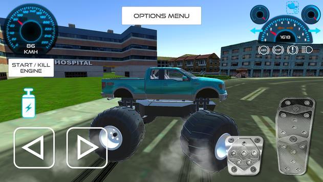 Toy Trucks Driving screenshot 23