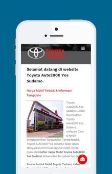 Auto2000 Yos Sudarso screenshot 1