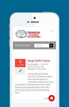 Auto2000 Yos Sudarso screenshot 5