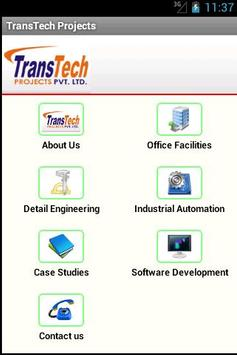 TranstechProjects poster