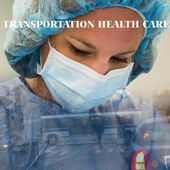Transportation Health Care icon