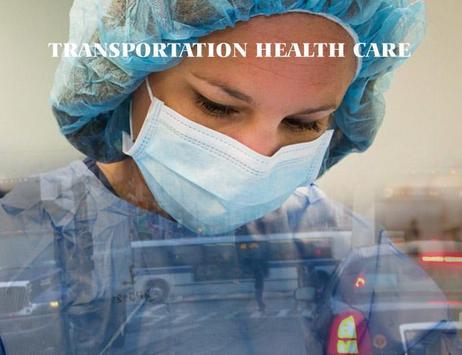 Transportation Health Care poster