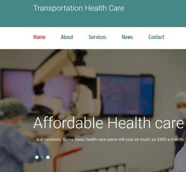 Transportation Health Care screenshot 1