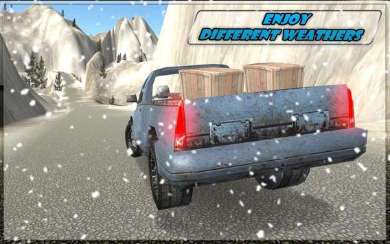 ETS Truck Simulator 3D 2016 apk screenshot