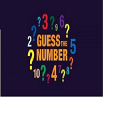 Guess The Number Game icon