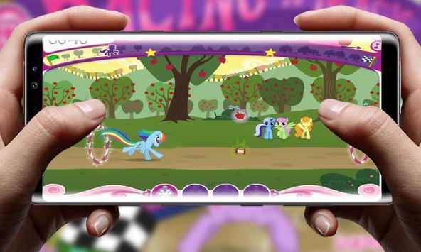 Rainbow Dash : Racing Is Magic screenshot 1