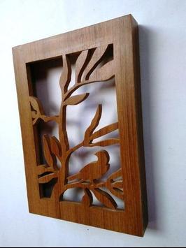 Traditional Wood Craft Ideas screenshot 4