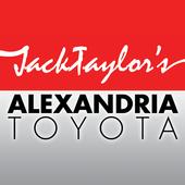 Jack Taylor Alexandria Toyota icon