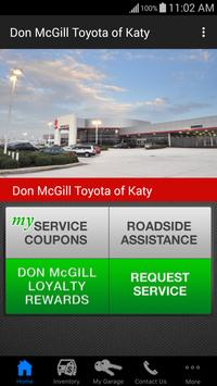 Don McGill Toyota of Katy poster