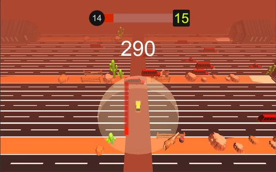 Traffic Crash : Car Dash screenshot 2