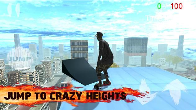 Traffic Hoverboard Subway 3D apk screenshot