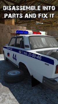 Traffic Police Crash Car PRO apk screenshot