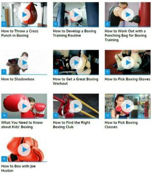 How to Boxing screenshot 1