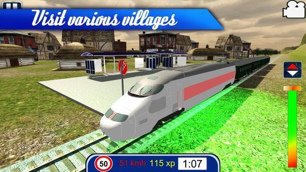 Train Games Simulator PRO apk screenshot