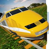 Brave Train Driver 2017 icon
