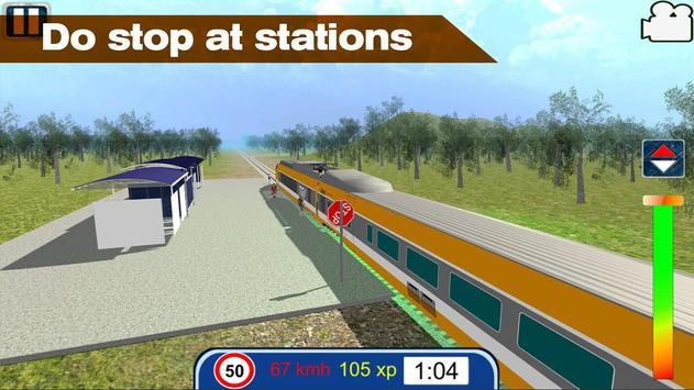 Brave Train Driver 2017 apk screenshot