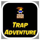 Trap Adventure :hardcore games icon