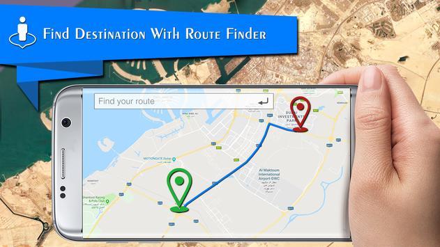 leven straat uitzicht kaartenroute vindernavigatie screenshot 10