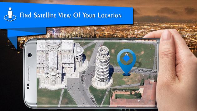 leven straat uitzicht kaartenroute vindernavigatie screenshot 1