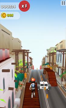 City Runner poster